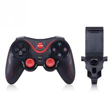 GEN GAME S3 Wireless Bluetooth Game Console Handle Controller Gamepad For IOS Android OS Phone Tablet PC Smart TV With Holder