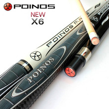 Billiards Cue Pool Stick 147cm 11.5mm Tip For Black 8 /Nine Ball Cues Antiskid Anti-sweating Handle