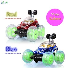 Buy 2017 New Front Wheels Rotate 360 Degrees Remote Control Cars Light Music Easy Rc Cars Little Boys 18cm Mini for $28.44 in AliExpress store