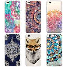 Soft Case For Xiaomi mi5s Cover TPU Transparent Clear Colorful Print Drawing Cover For Xiaomi Mi 5s Mobile Phone Case 5.15inch