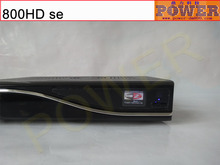 free shipping via DHL dighital decoder TV receiver 800HD SE with Cable tuner 800SE sim 210 herobox ,the 800se -C support Enigma2(Hong Kong)