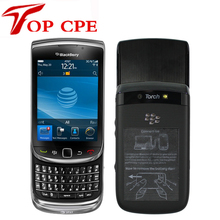 Cheapest Original 9800 Unlocked Blackberry Torch 9800 GPS WIFI 3G Mobile Phone Refurbished(China)