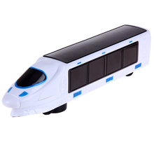 Hot Vehicle Models Children's Train Toys Chinese High-speed Rail Model Electric Simulation Train Toy Vehicles Train for Children