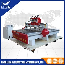 1325 multi head 4 axis cnc machine / cnc sheet metal cutting machine