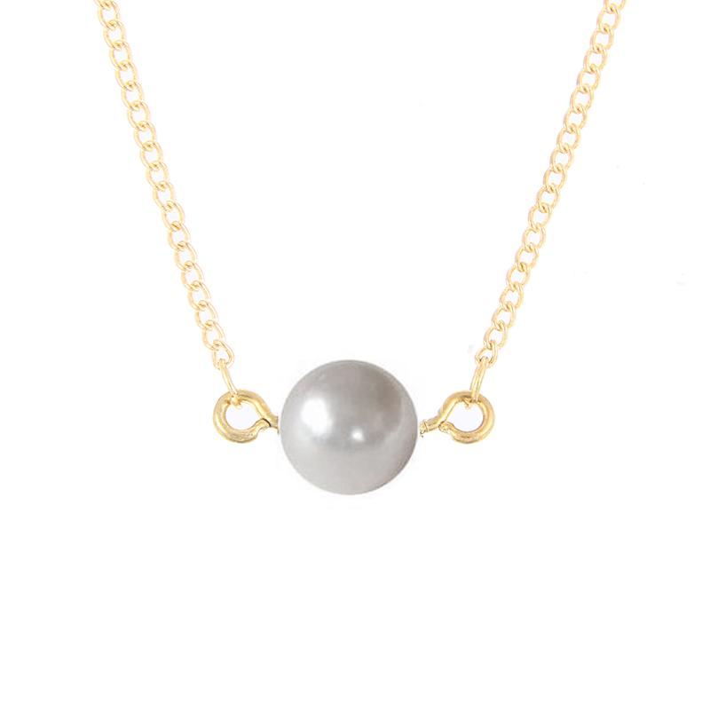 HTB1K2ScRVXXXXXzaXXXq6xXFXXXj - New Arrived Fashion Jewelry Pearls of Love Simulated Pearl Necklace For Women