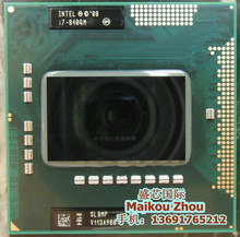 Original Intel CPU Processor Laptop Intel I7-840QM i7-840QM  SLBMP I7 840QM 1.86G-3.2G/8M HM57 QM57 chipset 820qm 920xm i7 840QM
