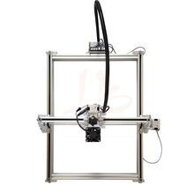 Mini DIY Laser Engraver Machine LY 3040 500MW/2500MW/6W IC Marking Printer Carving Size 30*40CM