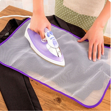 Random Color High Temperature Ironing Cloth Ironing Pad Protective Insulation Against Hot Household Ironing Board mat KO883633(China)
