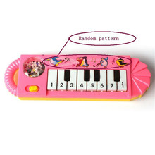 New Useful Popular Baby Kid Piano Music Developmental Cute Toy Gift(China)