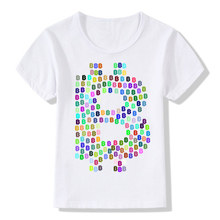 Buy Children Bitcoin Printed Fashion T-shirts Baby Kids Summer Short Sleeves Tops Tee Boys/Girls Casual Hipater Cool Clothes,HKP792 for $5.29 in AliExpress store