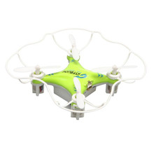 High Quqlity Mini 3D Fly M9912 Radio Control 2.4GHz 6Axis Gyro Drone RC Quadcopter LED Light Gift Toys Wholesale Free Shipping(China)