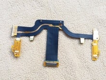 Replacement LCD Screen Ribbon Flex Cable For PSP Go Motherboard Repair Part.