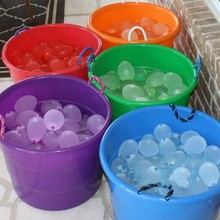 120Pcs/set Water Balloons For Chindren Beach Toys/Outdoor Sports/Swimming Pool Party summer beach toys for children Water War