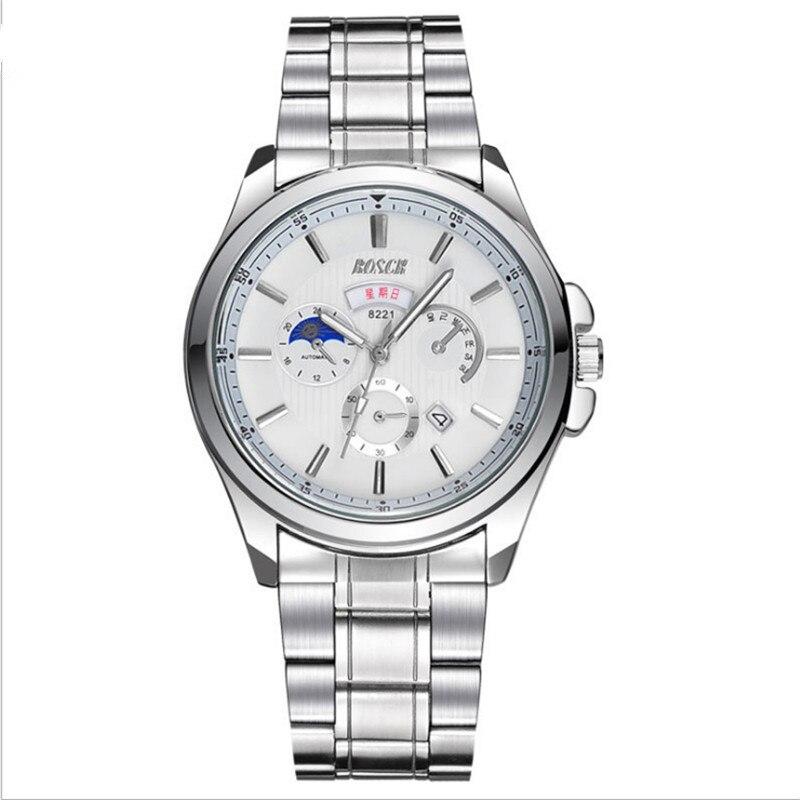 In 2018, new  men quartz watch, high-quality outdoor sports mens wristwatch strap, fashion business watch, male.<br>