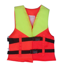 Life Jacket for Children Kids Life Vest Professional Outdoor Water Sports Buoyancy Orange Pool Accessories Swimming Learning(China)