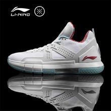 Li-Ning 2017 Men's Way of Wade 5 'CITY FLAG' CHICAGO Basketball Shoes Cushion Bounse+ Sneakers Support Sports Shoes ABAM057(China)