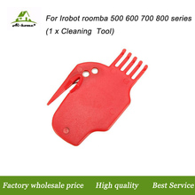 Replace Brush Cleaning Tools for iRobot Roomba 500 550 560 562 564 570 595 600 650 660 700 760 770 780 790 Robot Vacuum Cleaners(China)