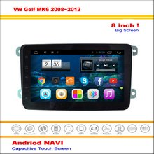 Car Android Navigation System For Volkswagen VW Golf MK6 / Passat CC 2008~2012 Radio Stereo Audio Video Multimedia No DVD Player
