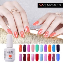 Hot Sale 220 Colors Arte Clavo Choose Any 1pcs Soak Off Nail Gel UV Gel Led Lamp Gel Polish