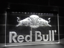 LA022- Bull Engergy Drink   LED Neon Light Sign  home decor  crafts