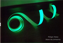 New Arrival Hot Sale Luminous Photoluminescent Tape Glow In The Dark Stage Home Decoration 3 Meters