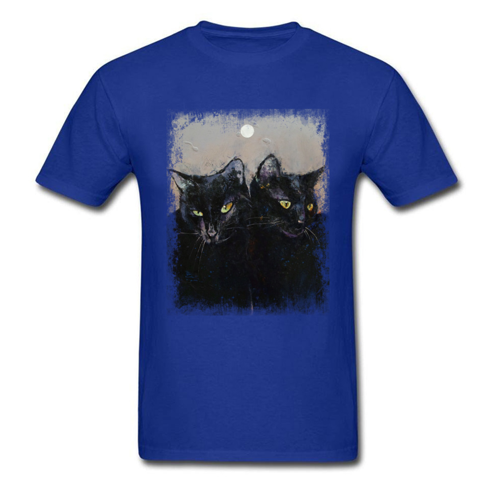 GOTHIC CATS_blue