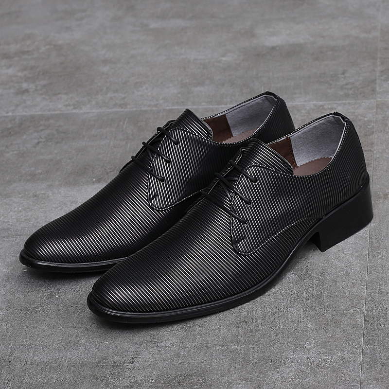 designer striped shoes men luxury brand fashion camouflage italian pointed male footwear designer man dress oxford shoes for men (7)
