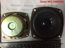 1PCS Singing machine speaker 10W 4R 77MM / 3 inch 10W speaker(China)