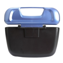 Multifunctional Car Trash Garbage Box Tissue Box Litter Container Automobiles Organizer Car-styling Auto Accessories