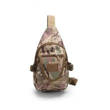 Outdoor Climbing Backpack Men Sport Camouflage Bags Military Camping Molle Backpacks Travel Tactical Rucksack Bag Durable Oxford(China)