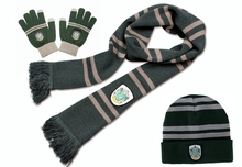 Harri Potter Gryffindor Scarf+Cap/Hat/NECKTIE/Touch Glove Harry's Scarf Soft Warm Costume Christmas gift(China)