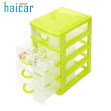 organizer Storage Boxes & Bins Durable Plastic Mini Desktop Drawer Sundries Case Small Objects u70913(China)