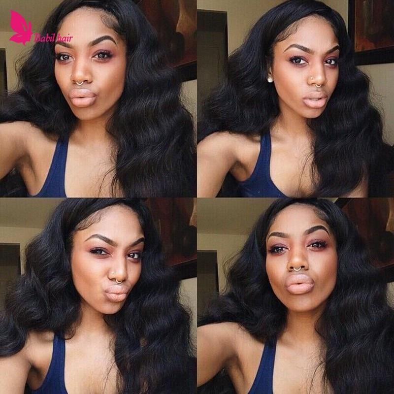150 Density Human Hair Full Lace Wigs Body Wave Lace Front Human Hair Wigs Glueless Full Lace Human Hair Wigs For Black Women<br><br>Aliexpress