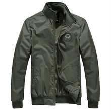 Brand Men's Air Force Military Jackets Bomber Aviation Softshell Jackets Casual Army Style Jaquetas Men's Windbreakers