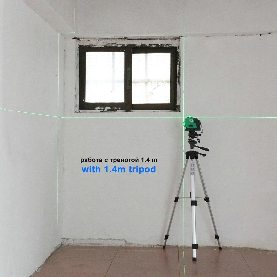 Kaitian Laser Level MG3D3 tripod 1.4m