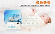 acupuncture massage Electric vacuum cupping set 24 cans cupping machine household vacuum suction cupping liposuction Scrapping(China)