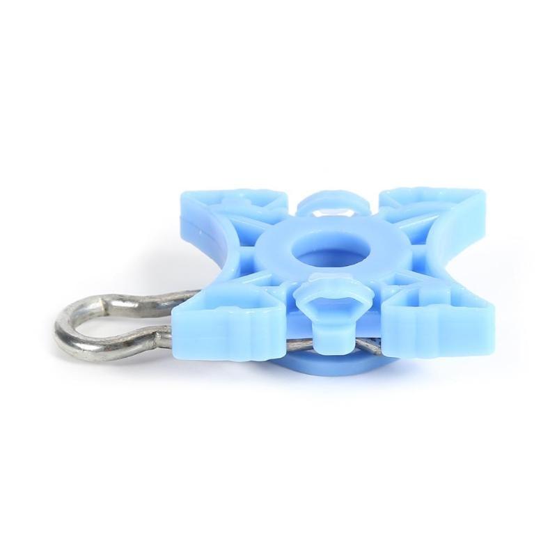 MERCEDES BENZ BLUE WINDOW REGULATOR SLIDER PIVOT RETAINER CLIPS PACK OF 2