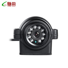 Free Shipping 4pin aviation connector mini side  Camera Waterproof Outdoor Vehicle Camera 960p high