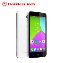 Cheapest 4G LTE Smart Phone TCL 302U 5 Inch Quad Core 1GB RAM 8GB ROM 1800mAh 5MP Android Mobile Phone
