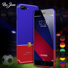 Roc Joan Barcelona Hard PC Case for iPhone 6 6S / 7 8 / X / 7 plus 6S plus 8 Plus BARCA Football FCBARCELONA Back Cover Coque(China)