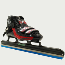 STS Brand Professional Roller Skates Shoes Adult ice hockey skates New Style Kids ice blade Roller Inline Speed Skating Shoes(China)