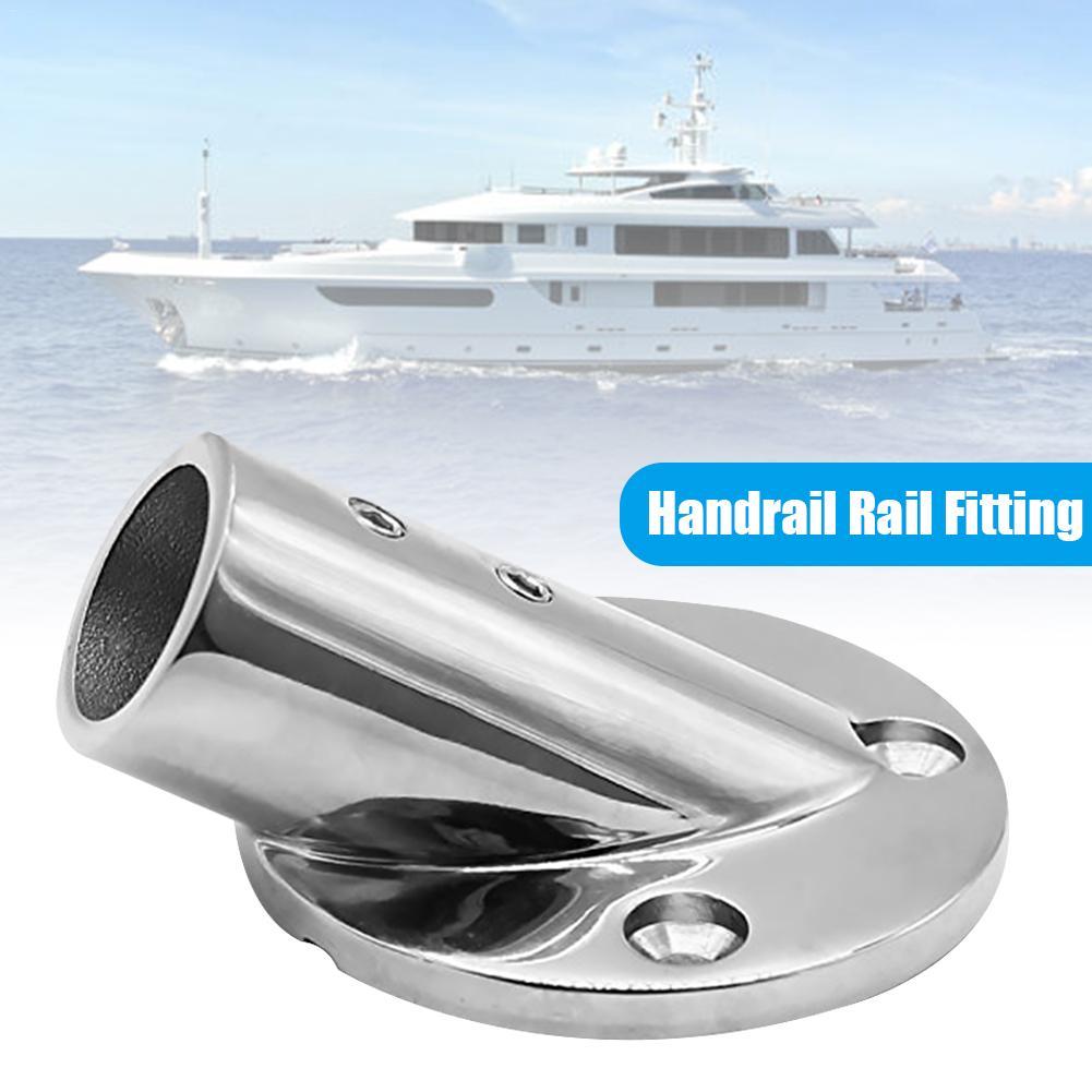 """Durable Boat Yacht Handschiene 1 /""""25mm T-Stück 316 Edelstahl Fittings"""