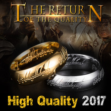 BEIER Stainless Steel Movie Ring Hot Sale Fashion High Quality Men Jewelry  BR-R059(China)