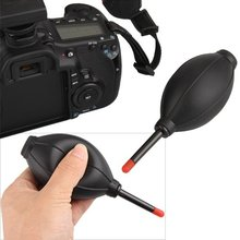 Dust Blower Cleaner Rubber Air Blower Pump Dust Cleaner DSLR Lens Cleaning Tool For SLR Camera Binocular Lens CCD
