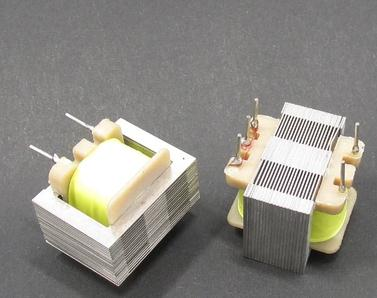 2PCS  Permalloy 600 OHM: 60K audio step-up transformer turns 1 to 10 signal boost amplification 10 times<br>