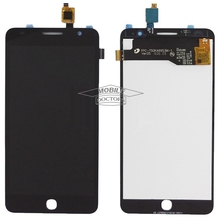 Full LCD DIsplay+Touch Screen Digitizer Assembly For Alcatel One Touch Pop Star 3G OT5022 OT 5022 OT-5022 5022X 5022D Black