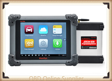 [Ship From US] AUTEL MaxiSys Pro MS908P Auto Diagnostic & ECU Programming System with J2534 reprogramming box Update Online(China)