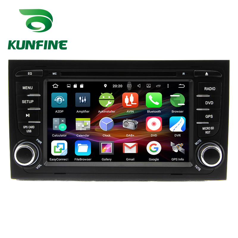 Android Car DVD GPS Navigation Multimedia Player Car Stereo For Audi A4S4RS4 2002-2008 Radio Headunit (3)