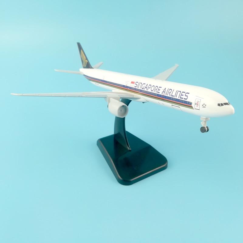 Solid Air France A380 avion avion Métal Moulé Sous Pression model collection