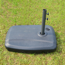 1 pc umbrella base plastic water tank sand tank(China)
